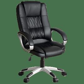כיסא משרדי מרופד אקזקיוטיב MY CASA