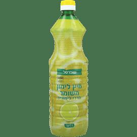 מיץ לימון משומר שופרסל