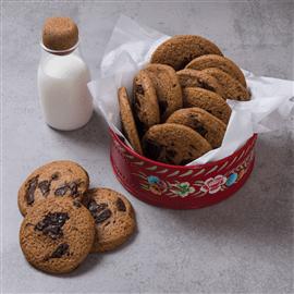 קוקיס שוקולד מריר חלבי