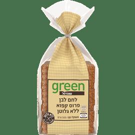 לחם לבן ללא גלוטן