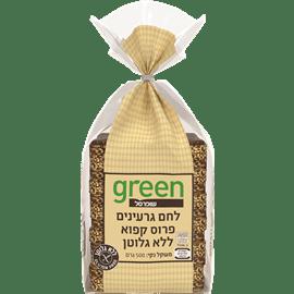 לחם גרעינים ללא גלוטן