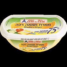 ממרח חמאה 75% מופחת שומן