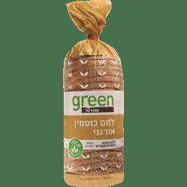 לחם כוסמין אורגני גרין