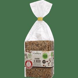 לחם 3 זרעים אורגני