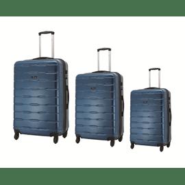 סט 3 מזוודות ABS ROMO ROMO SWISS VOYAGE