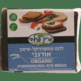לחם פופרניקל אורגני