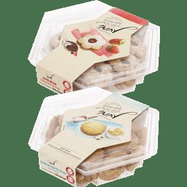 <!--begin:cleartext-->₪ קנה 2 יחידות ממגוון עוגיות לחמי 180-250 גרם במחיר 30<!--end:cleartext-->