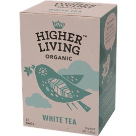 תה לבן אורגני