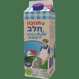 חלב של פעם מלא4%-3.6%
