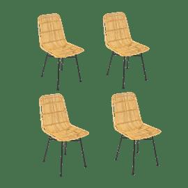 <!--begin:cleartext-->₪ קנה סט 4 כסאות קש 45/57/88 ס''מ GALA URBAN במחיר 999 ₪ במקום 1490<!--end:cleartext-->