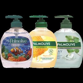 <!--begin:cleartext-->₪ קנה 3 יחידות ממגוון סבון ידיים נוזלי פלמוליב 300 מ''ל במחיר 21<!--end:cleartext-->