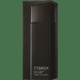 <!--begin:cleartext-->₪ קנה TITANIUM INVISIBLE א.ד.ט גבר 100 מ''ל במחיר 99 ₪ במקום 110<!--end:cleartext-->