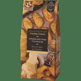 עוגיות עם גבינת צ'דר