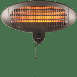 מחמם חוצות חשמל אובלי תלוי אמגזית