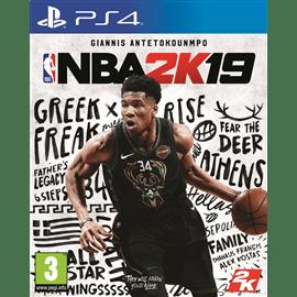 משחק NBA 2K19 ל-PS4