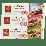 <!--begin:cleartext-->₪ קנה ממגוון טבלאות שוקולד פריי 180-300 גרם במחיר 10 ₪ במקום 14.90<!--end:cleartext-->