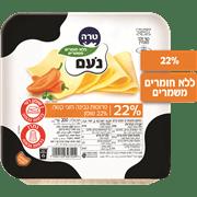 <!--begin:cleartext-->₪ קנה 2 יחידות ממגוון גבינה צהובה נעם 22%/28% 200 גרם במחיר 26.90<!--end:cleartext-->