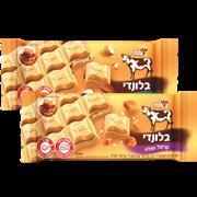 <!--begin:cleartext-->₪ קנה 2 יחידות ממגוון שוקולד בלונדי/שוקולד אגוזים שופרסל100ג במחיר 10<!--end:cleartext-->