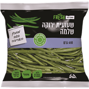 <!--begin:cleartext-->₪ קנה 2 יחידות ממגוון שעועית ירוקה שלמה טרייה PNUTS & FRUITS במחיר 22<!--end:cleartext-->