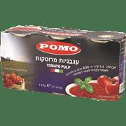 עגבניות מרוסקות פומו 3 * 400 גרם