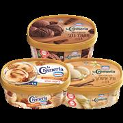 <!--begin:cleartext-->₪ קנה ממגוון גלידה לקרמריה טעמים שונים 1.4ליטר לה קרמ במחיר 17.90 ₪ במקום 22.90<!--end:cleartext-->