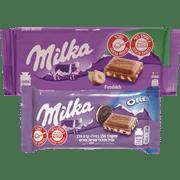 <!--begin:cleartext-->₪ קנה 2 יחידות ממגוון טבלאות שוקולד מילקה 85-100 גרם במחיר 12<!--end:cleartext-->