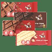 <!--begin:cleartext-->₪ קנה 4 יחידות ממגוון טבלאות שוקולד שטראוס גרופ בע''מ(עלית) במחיר 19<!--end:cleartext-->