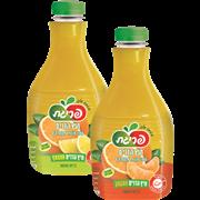 <!--begin:cleartext-->₪ קנה ממגוון תפוזים/מיץ הדרים חמצמץ/מתקתק 100% 2ליטר במחיר 19.50 ₪ במקום 20.90<!--end:cleartext-->