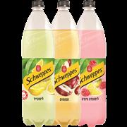 <!--begin:cleartext-->₪ קנה 3 יחידות ממגוון שוופס מוגז פירות 1.5 ליטר במחיר 18<!--end:cleartext-->