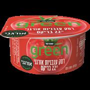 <!--begin:cleartext-->₪ קנה 5 יחידות רסק עגבניות אורגני שופרסל גרין 100 גרם במחיר 11<!--end:cleartext-->
