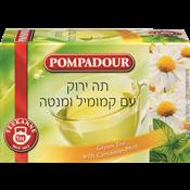 תה ירוק פומפדור 20 שק