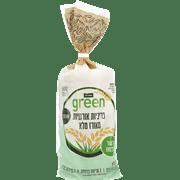 פריכיות אורז מלא גרין 100 גרם שופרסל גרי