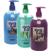 <!--begin:cleartext-->₪ קנה 3 יחידות ממגוון אל סבון כיף 1 ליטר במחיר 30<!--end:cleartext-->