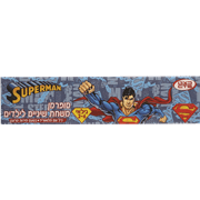 <!--begin:cleartext-->₪ קנה 2 יחידות משחת שיניים סופרמן 50 מ''ל במחיר 15<!--end:cleartext-->