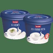 <!--begin:cleartext-->₪ קנה 2 יחידות ממגוון גבינת שמנת25%/לאבנה בקר שופרסל 200 גרם במחיר 18<!--end:cleartext-->