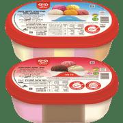 <!--begin:cleartext-->₪ קנה ממגוון גלידה בטעמים 2ליטר שטראוס 2 ליטר במחיר 21.90 ₪ במקום 25.70<!--end:cleartext-->