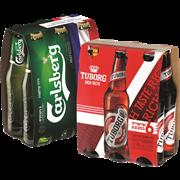 <!--begin:cleartext-->₪ קנה ממגוון בירה קרלסברג/טובורג 6 * 330 מ''ל במחיר 29.90 ₪ במקום 34.90<!--end:cleartext-->