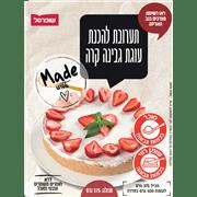 <!--begin:cleartext-->₪ קנה תערובת עוגת גבינה פרווה שופרסל 375 גרם במחיר 10.90 ₪ במקום 12.90<!--end:cleartext-->