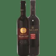 <!--begin:cleartext-->₪ קנה 2 יחידות ממגוון יינות לבנים/אדומים סלקטד 750 מ''ל במחיר 50<!--end:cleartext-->