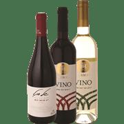 <!--begin:cleartext-->₪ קנה 3 יחידות ממגוון יין סגל אדום/לבן 750 מ''ל 750 מ''ל במחיר 50<!--end:cleartext-->