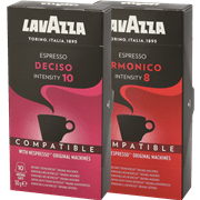 <!--begin:cleartext-->₪ קנה 2 יחידות ממגוון קפסולות קפה לוואצה 50 גרם במחיר 26<!--end:cleartext-->