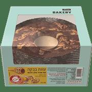 עוגת סבתא דבש ואגוזים שופרסל יח