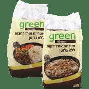 <!--begin:cleartext-->₪ קנה 2 יחידות ממגוון מקלוני אורז ללא גלוטן גרין 454 גרם שופרס במחיר 11.90<!--end:cleartext-->
