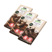 <!--begin:cleartext-->₪ קנה 3 יחידות ממגוון שוקולד אגוז אורגני גרין 100 גרם במחיר 18<!--end:cleartext-->