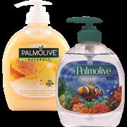 <!--begin:cleartext-->₪ קנה 2 יחידות ממגוון סבון ידיים נוזלי פלמוליב 300 מ''ל במחיר 15<!--end:cleartext-->