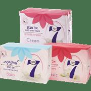 <!--begin:cleartext-->₪ קנה ממגוון סבון מוצק נקה-7 4 יח * 100 גרם במארז במחיר 10 ₪ במקום 12.50<!--end:cleartext-->