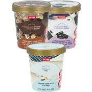 <!--begin:cleartext-->₪ קנה ממגוון גלידת שמנת שופרסל בטעמים 500 מל במחיר 15.90 ₪ במקום 17.90<!--end:cleartext-->
