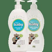 <!--begin:cleartext-->₪ קנה ממגוון אל סבון/תחליב רחצה לתינוק שופרסל 750 מ''ל במחיר 9 ₪ במקום 10.80<!--end:cleartext-->