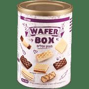 עוגיות/וופלים בפח 250-280 גרם שופרסל