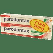 <!--begin:cleartext-->₪ קנה ממגוון משחות שיניים בריאותיות פרודונטקס במחיר 39.80 ₪ במקום 54.90<!--end:cleartext-->